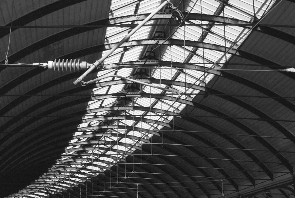 Station roof (Newcastle)